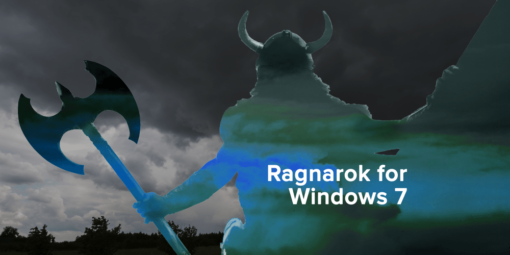 Windows 7 向け Ragnarök